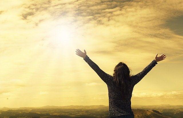 prayer sun prasie gratitude