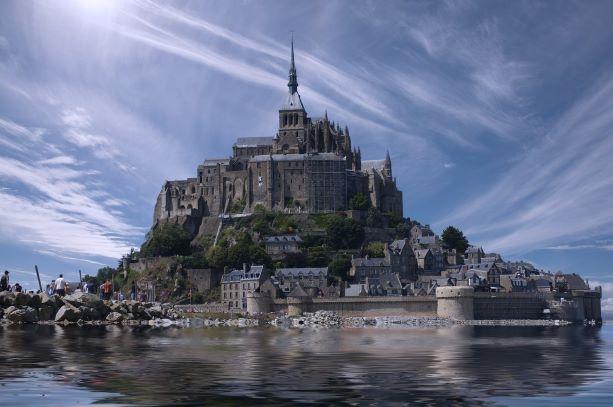 castle kingdom jesus christ heaven