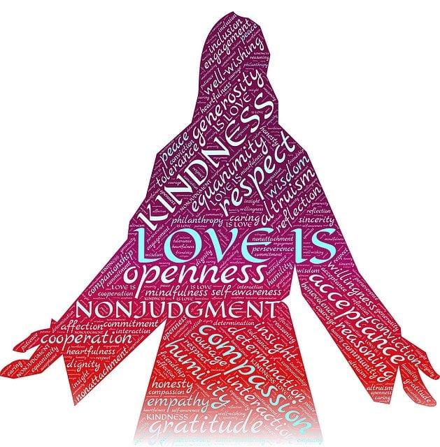 jesus love release fear god is love