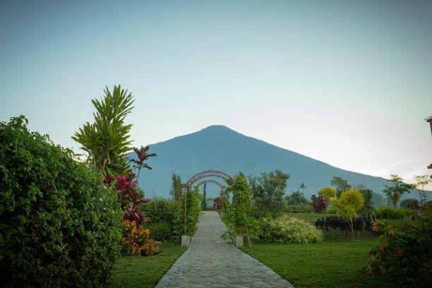 Mount Cirema garden mountain christ god jesus