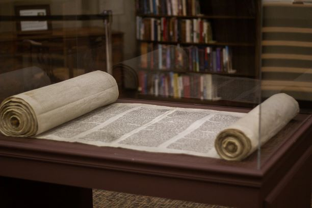 teaching sea scroll christ torah bible